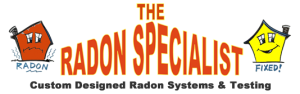 The Radon Specialist Logo